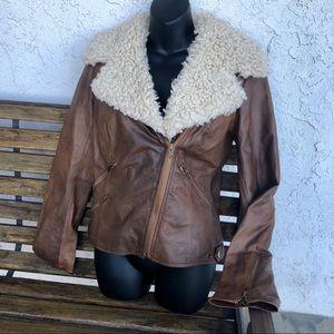 BB Dakota | Leather Jacket
